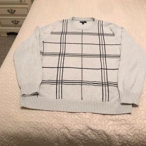 100% Cotton Croft&Barrow  Men's Size XL Sweater